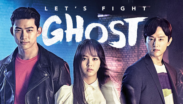 Drama Korea Let's Fight Ghost Subtitle Indonesia