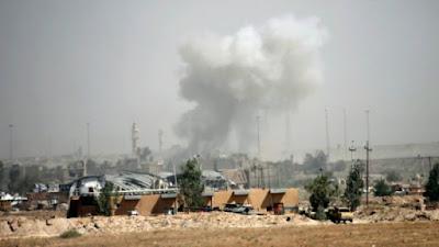 Pasukan Irak Menguasai Fallujah