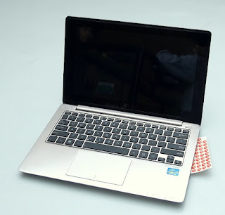 Laptop Touchscren Asus X202e 2nd Harga 2 Jutaan