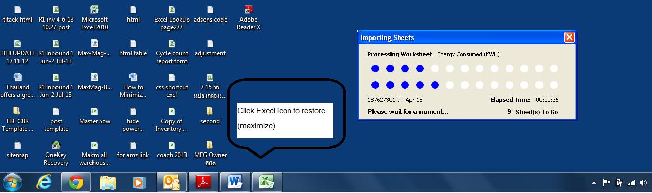 ✓ VBA Excel Specialist®