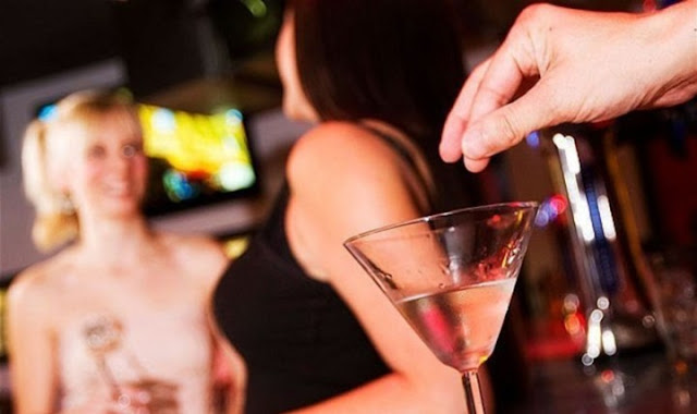 URGENT: The new drug they use in clubs to RAPE women