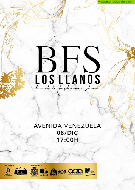 """Moda, comercio y gastronomía se darán cita en la primera edición el evento """"Los Llanos Bridal Fashion Show"""""""