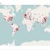 Mais d'où viennent tous ces gens qui nous rendent visite ...  #graylog #analyse #geolocalisation #tilaune #log