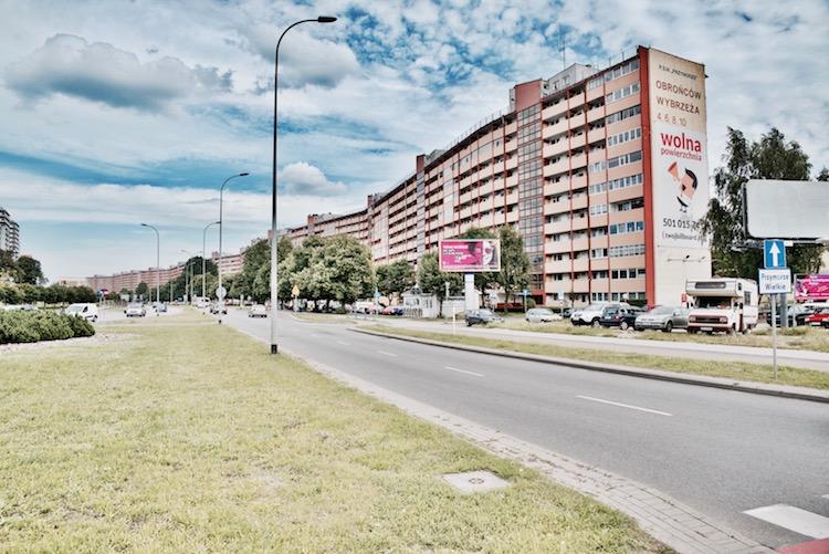 Gdańsk falowiec, najdłuższy blok w Gdańsku, Przymorze Gdańsk, najdłuższy budynek w Polsce, co zobaczyć w Gdańsku, Podróże, Gdańsk nietypowe atrakcje, Gdańsk ciekawostki, Gdańsk atrakcje,