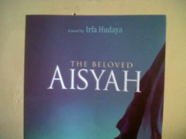 THE BELOVED AISYAH - BIOGRAFI BERBALUT FIKSI