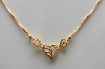 Model kalung emas 24 karat