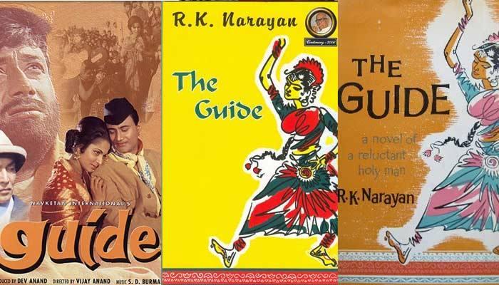Rk Narayan The Guide Pdf