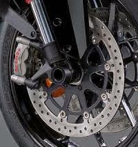KTM 1290 Super Duke R ABS: Sistema Antiobloqueo ABS