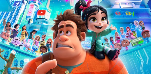 review filme wi fi ralph disney