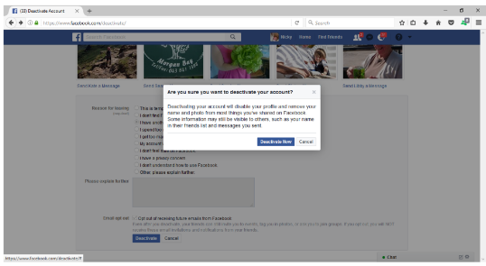 How to permanently DELETE Your Facebook Account  Update