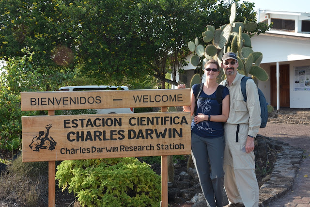 Charles Darwin Research Station Galapagos