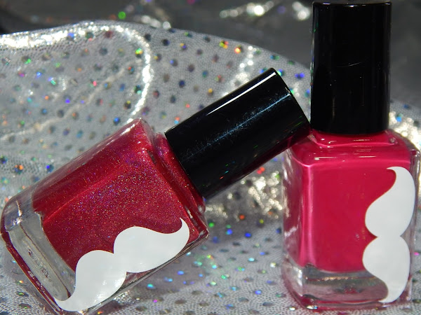 Stached Polish HP Valentine Duo 2018