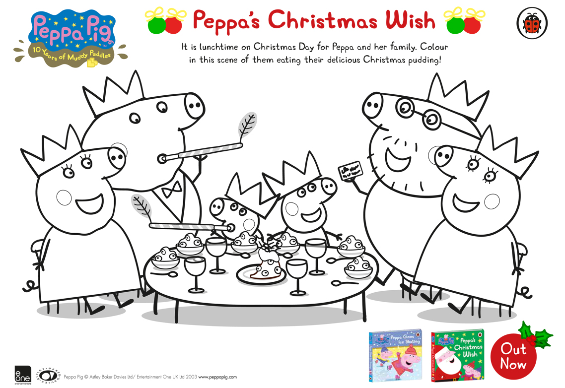 Christmas with Peppa Pig FREE