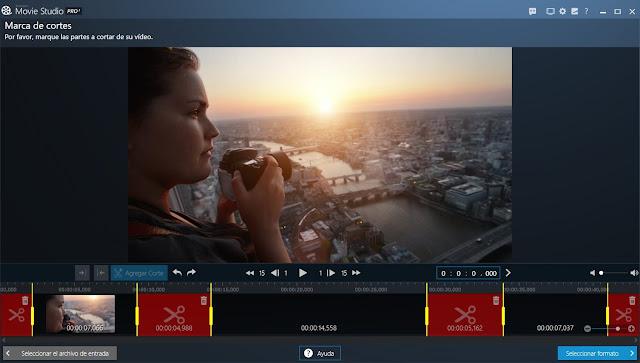 Ashampoo Movie Studio Pro Versión Full Español
