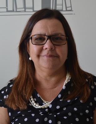 Cristina Costa, autora de Os Mundos de Clara
