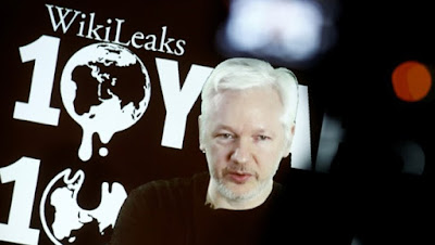 Julian Assange, fundador y editor en jefe de WikiLeaks. Fuente: Reuters