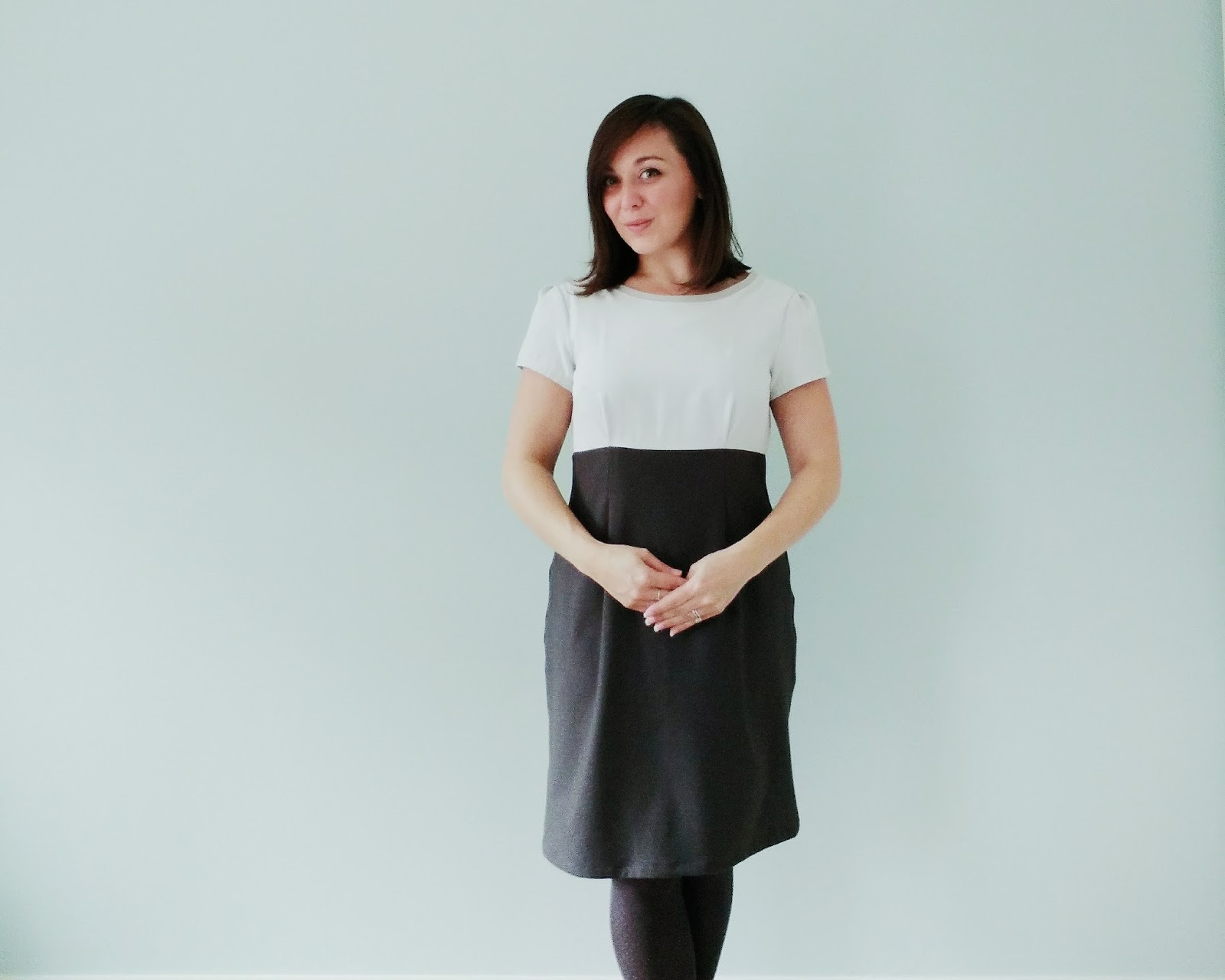Megan Dress from Tilly and the Buttons Love at First Stitch
