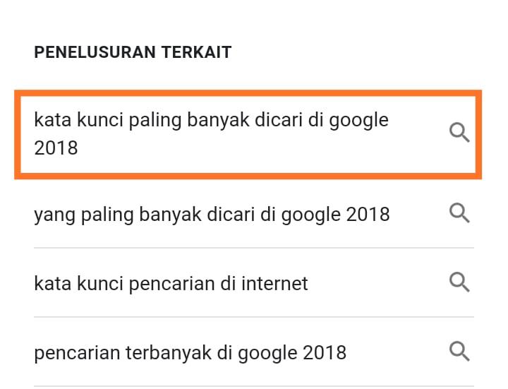 32+ Cara Mengetahui Kata Kunci Yang Sering Dicari Di Google mudah