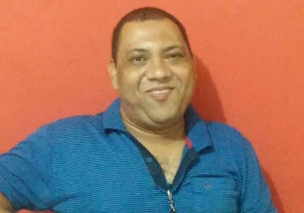 Secretário de Educação de Santo Estêvão, José Agnaldo Barreto de Almeida, foi encontrado morto (Foto reprodução Facebook)