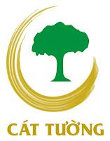 Logo cây pha lê Cát Tường