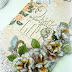 Wedding Tag + Flower Tutorial