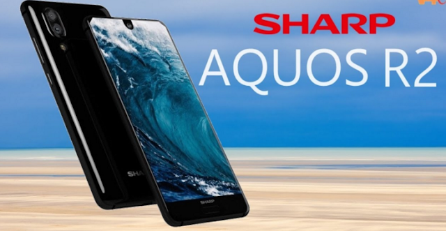 sharp aquos membuat ponsel double notch terbaru untuk alasan yang bagus