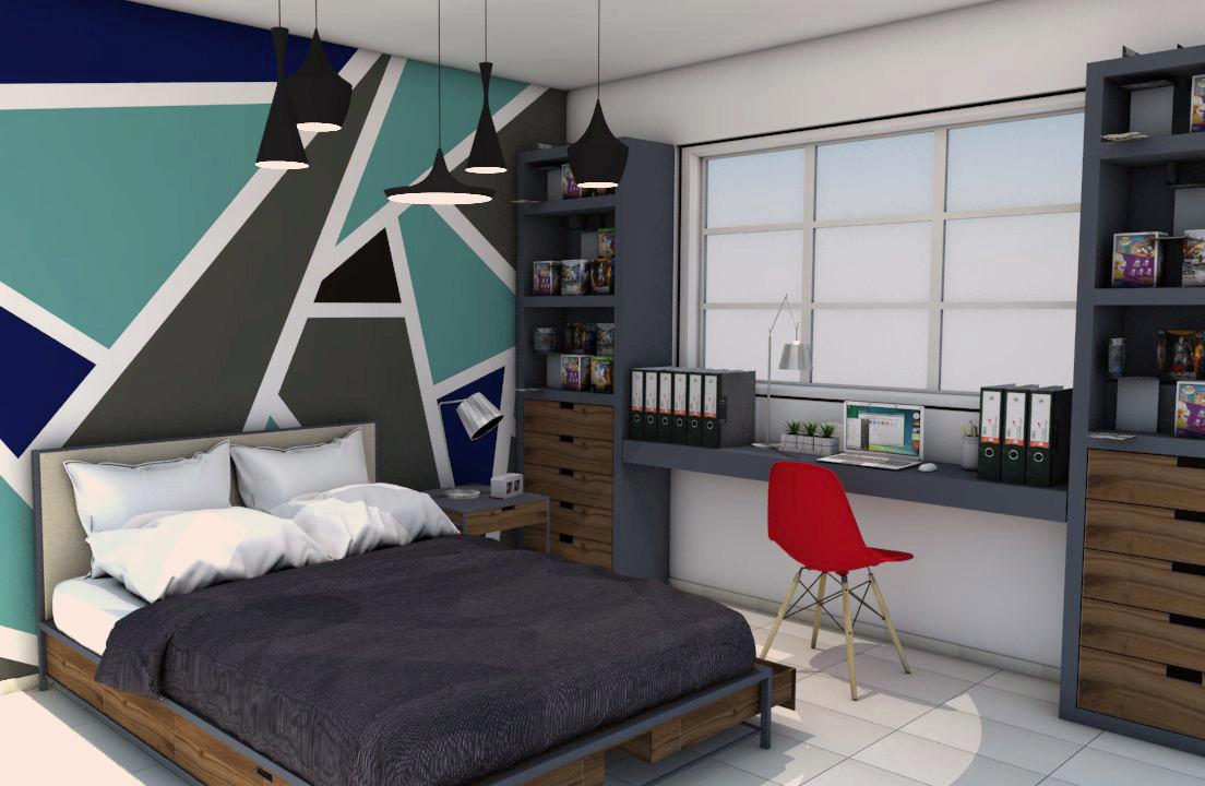 Dise o de recamaras modernas dise o de recamaras - Diseno de habitaciones modernas ...