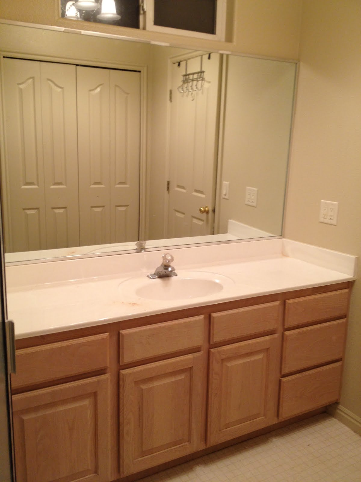 Garage sales r us mirror replacement - Replacement bathroom mirror glass ...