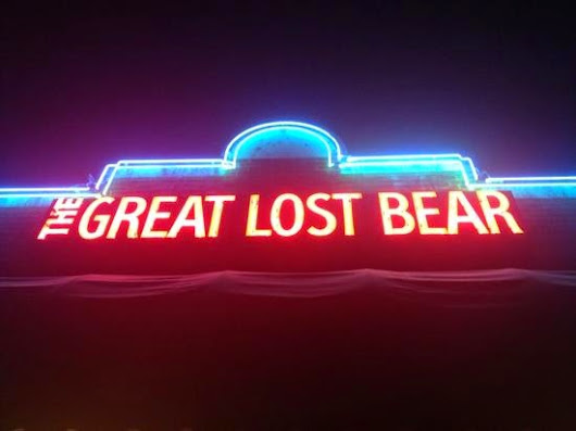 The Great Lost Bear (review)