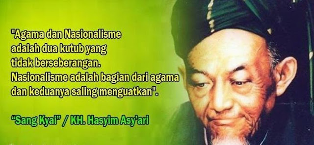 Seribu Karomah KH Hasyim Asy'ari, Pendiri NU