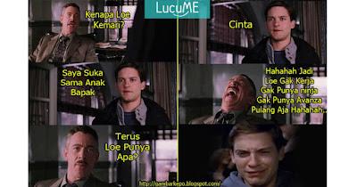 14 Meme 'Peter Parker dan Bos' Ini Kocaknya Bikin Spiderman Kezel