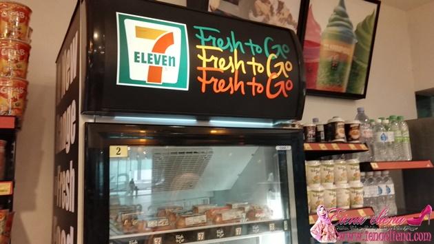 7 Eleven Fresh to Go Memudahkan