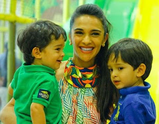 Tara Sharma Family Husband Son Daughter Father Mother Marriage Photos Biography Profile.