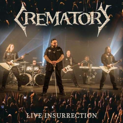 "CREMATORY: Δείτε το ""Everything"" απο το επερχόμενο live CD/DVD"
