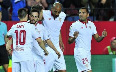Crónica Sevilla FC 2 - Eibar 0