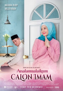 Film Assalamualaikum Calon Imam 2018