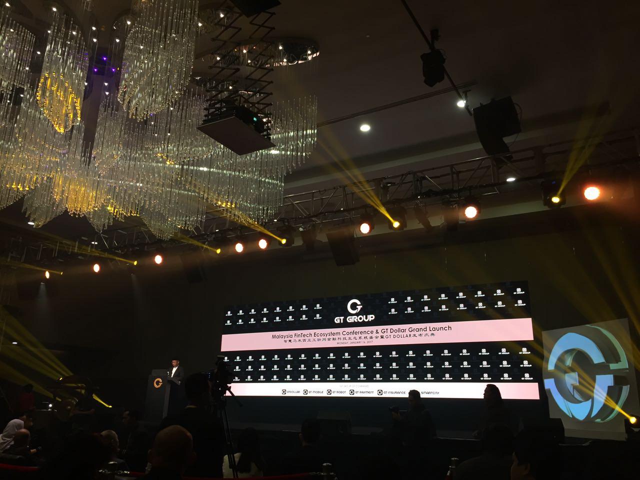 GT Dollar Group Media Launch