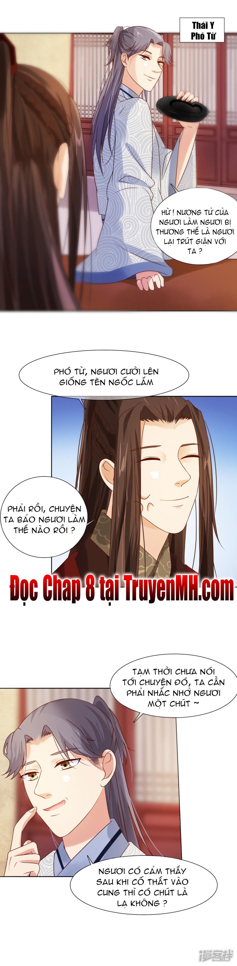 Thập Lý Hồng Trang - Xuất Giá Thay Huynh - Chap 7