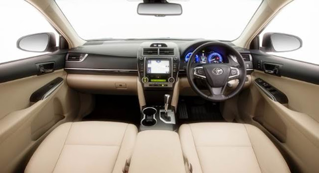 Toyota Camry 2019 Model, Price, Release