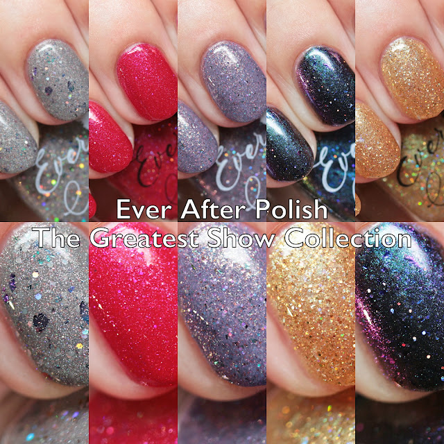 Ever After Polish The Greatest Show Collection