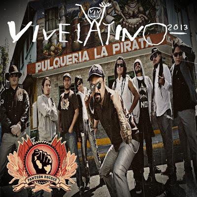 Panteón Rococó - Vive Latino (2013)