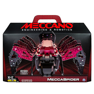 meccaspider robot kit