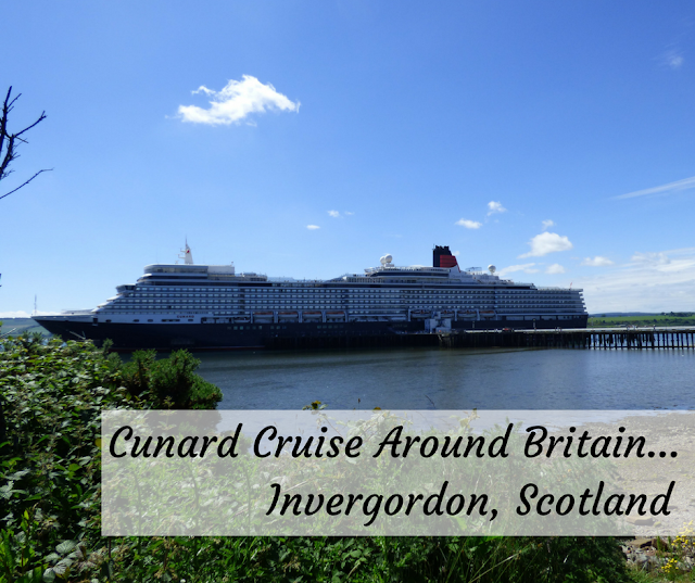 Cruise Britain Scotland Ports of Call Cunard Review