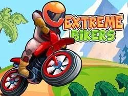 Olağanüstü Bisiklet Sürüşü - Extreme Bikers