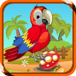 ZooZooGames Scarlet Bird Escape Walkthrough