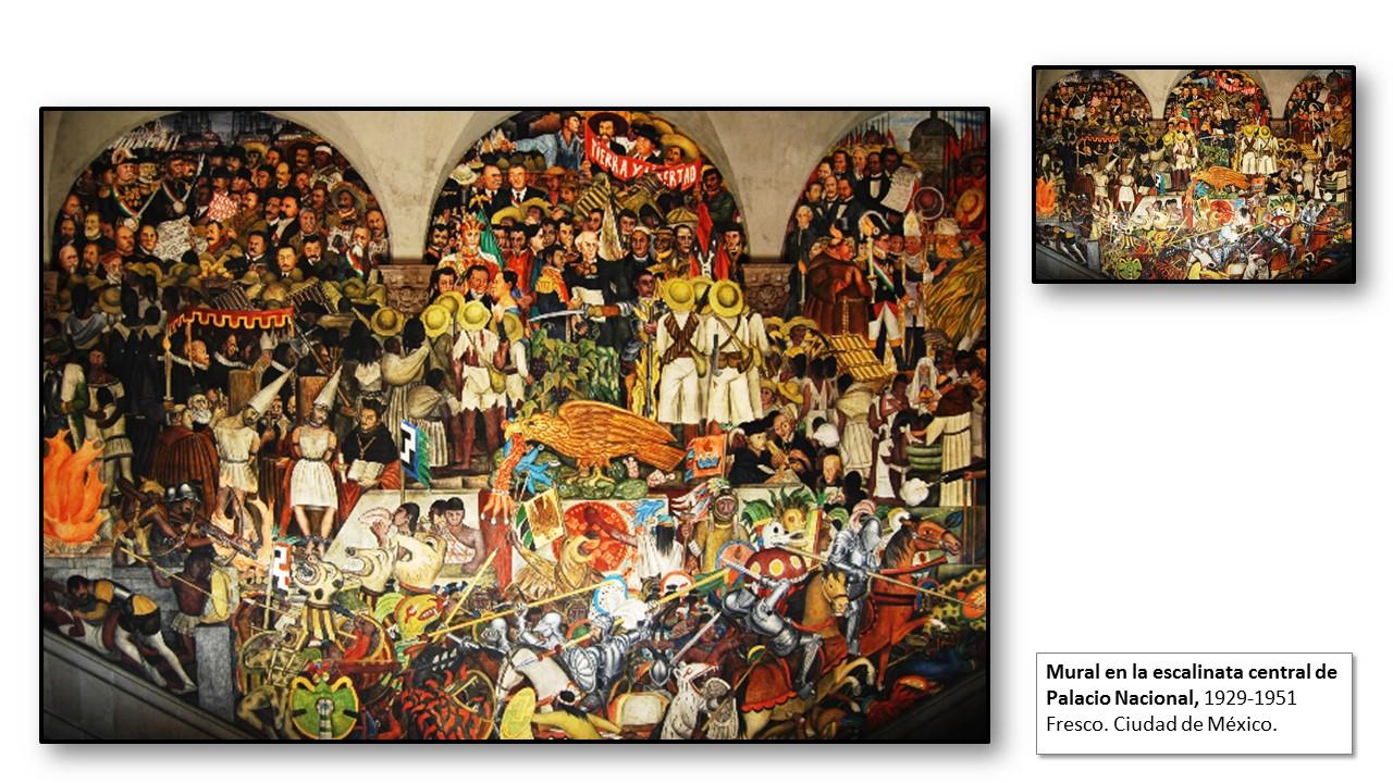 Arturo ordaz alvarez for Diego rivera mural 1929