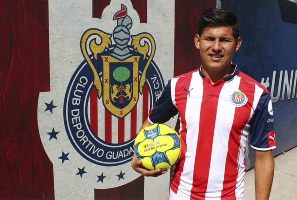 Brayam López.