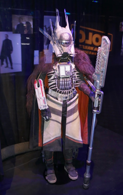 Enfys Nest costume Solo Star Wars