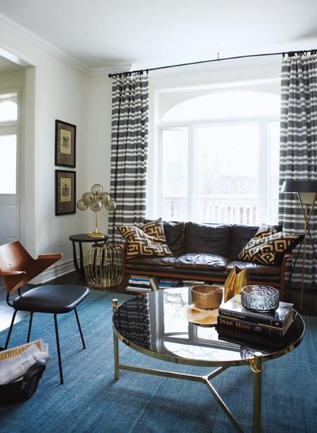 Gi Room Design: New Home Interior Design: Colourful Contemporary Living Rooms