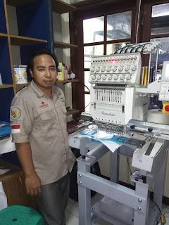 Pelatihan Punching,Desain,Tehnik,Bordir,komputer,di Palmerah,Jakarta Barat